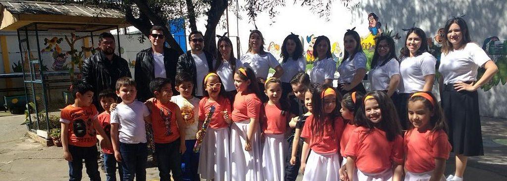 Aniversario Colegio Andes 2017